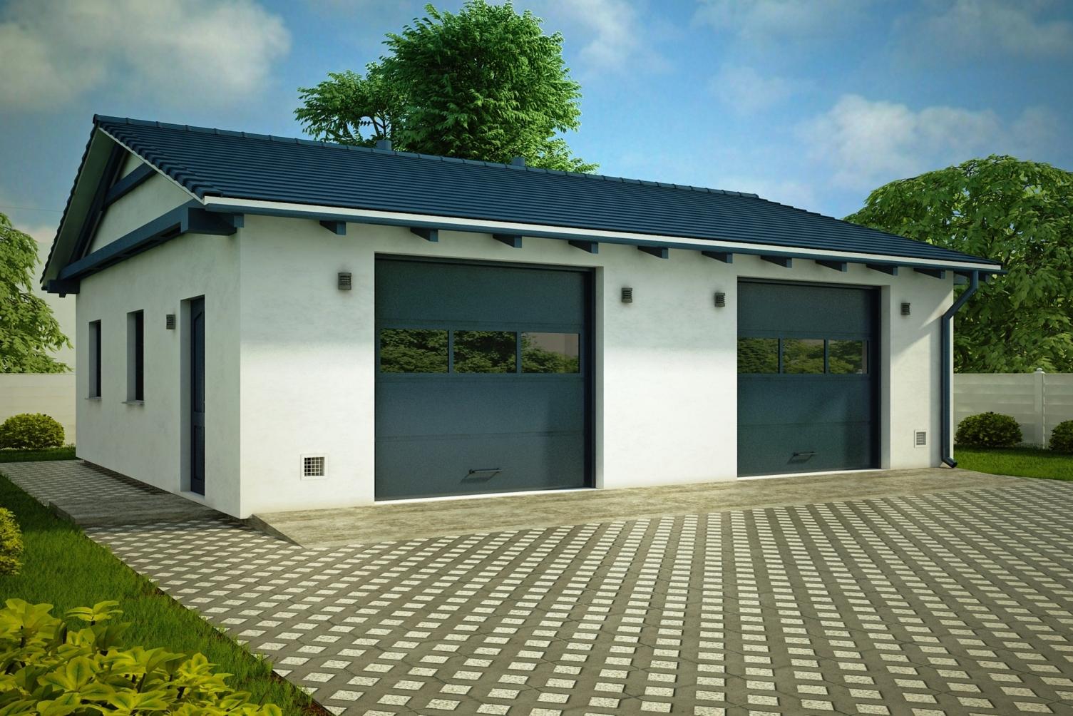 Строительство гаражей под ключ в Новом Уренгое